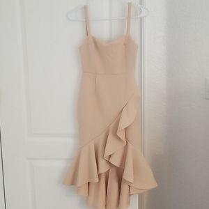 Petal + Pup Cream Dress